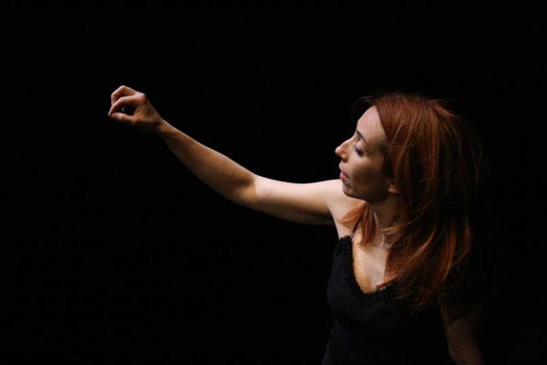 Nina, da Il gabbiano di Anton Cechov al teatro Libero