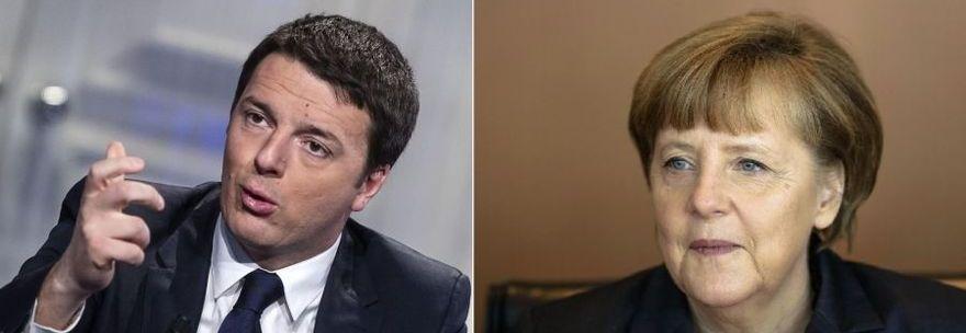 Matteo Renzi va a Berlino. Ambizioso, secondo la Merkel, il programma di governo