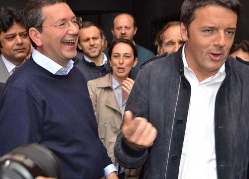 Renzi Salva Roma Capitale