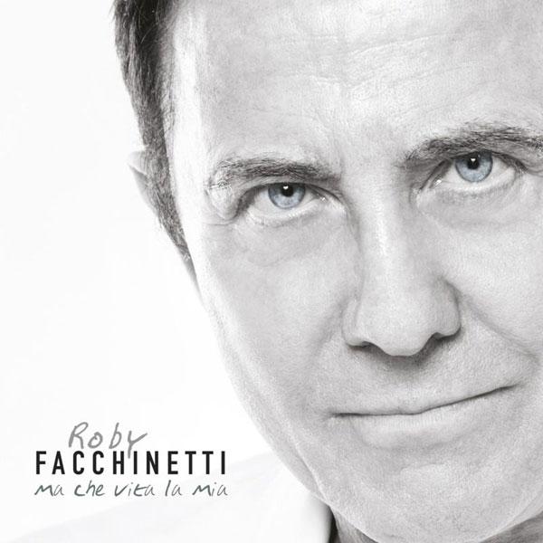 """Roby Facchinetti raggiunge la vetta della classifica con """"Ma che vita mia"""""""