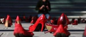 Rosso vs Femminicidio
