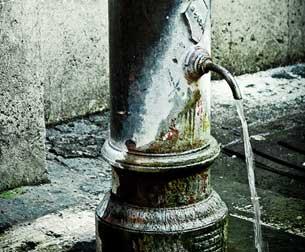 Allarme Acqua contaminata a Roma Nord