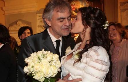 Nuove nozze per Bocelli