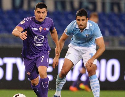 La Lazio espugna il Franchi: i Biancocelesti si impongono per 1-0 sulla Fiorentina