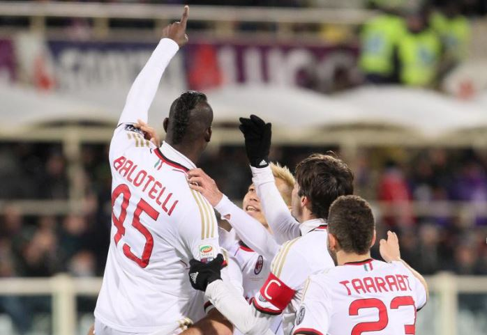 Il Milan sbanca Firenze: al Franchi termina 2-0 per i rossoneri