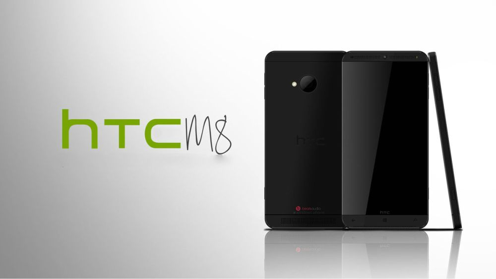 HTC One M8 pronto al decollo ad Aprile