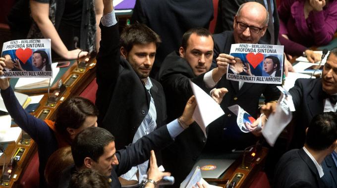Italicum passa alla Camera. Renzi: ora possiamo cambiare l'Italia