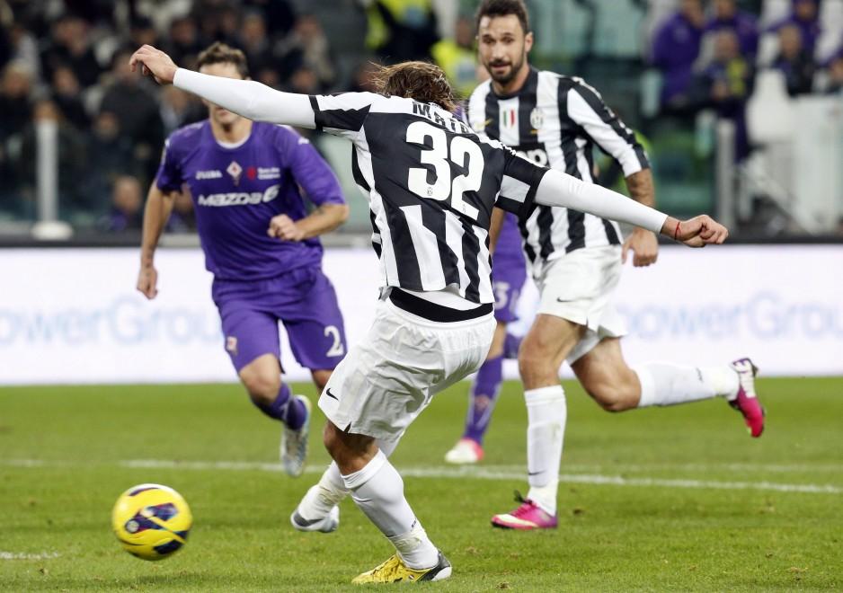 La Juventus continua a vincere: i bianconeri si impongono 1-0 sulla Fiorentina