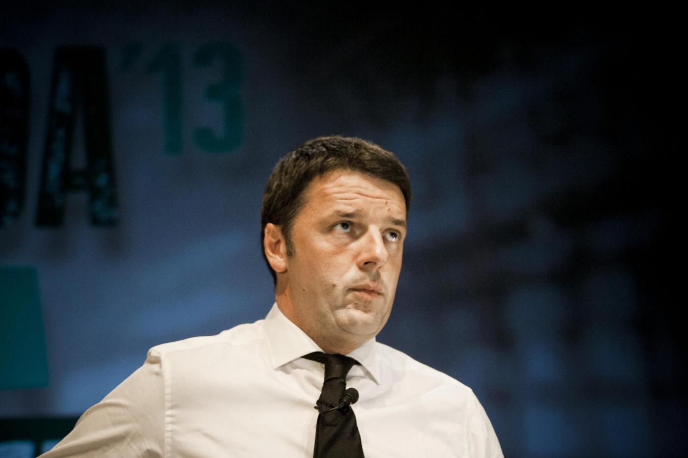 Renzi, con l'europa nessun conflitto