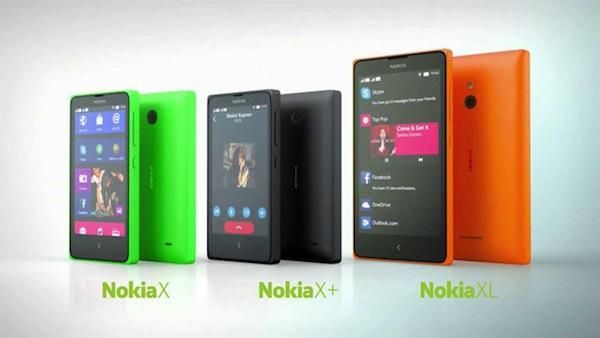 Nokia X una fork di Android?