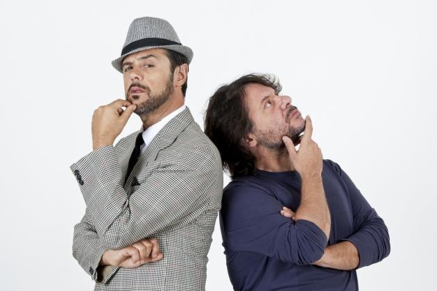 """""""Occhio a quei due"""":Lillo & Greg in scena al Teatro Ambra Jovinelli"""