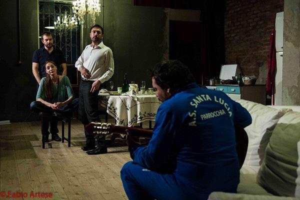 Peperoni difficili al Teatro Franco Parenti