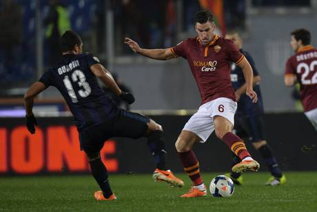 L'Inter blocca la Roma. All'Olimpico finisce 0-0