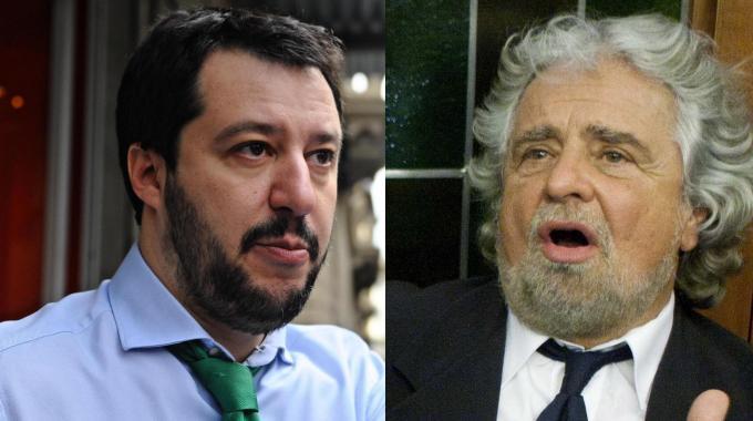 Beppe Grillo si scopre secessionista e si apre alla lega