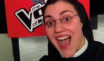 The Voice of Italy: successo sul web per Suor Cristina Scuccia