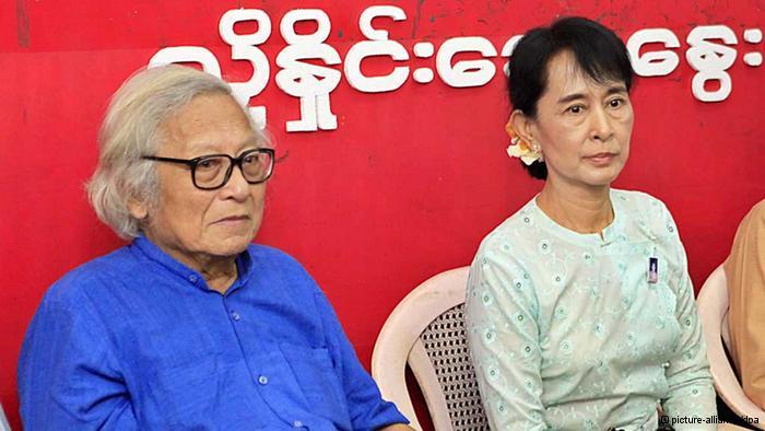 Birmania: morto Win Tin, figura chiave della lotta per la democrazia