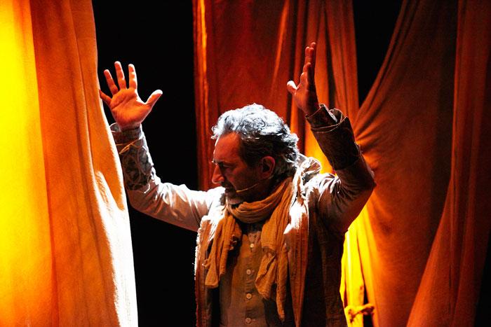D'Artagnan di Corrado Accordino al Teatro Libero di Milano