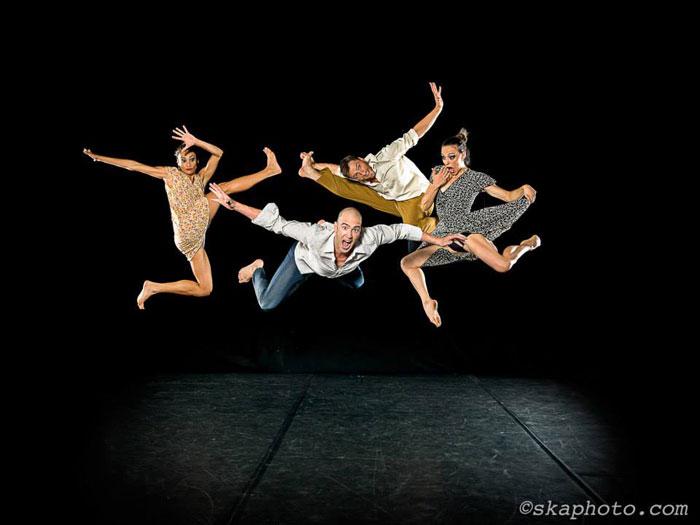 """""""Something"""": show case della Compagnia Liberi Di Physical Theater"""