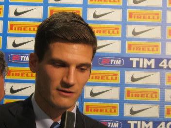 """Il personaggio di Inter – Napoli: Andreolli: """" Sono contento. Ora voglio centrare l'Europa League"""""""