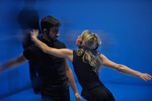 Sýnchronos: performance di danza e musica contemporanea