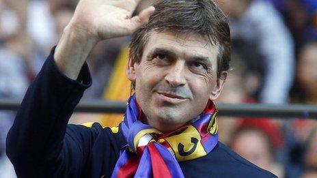 Barcellona, morto l'ex tecnico Tito Vilanova