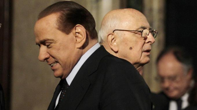 La richiesta di Berlusconi al Colle:  «Agibilità politica o niente riforme»