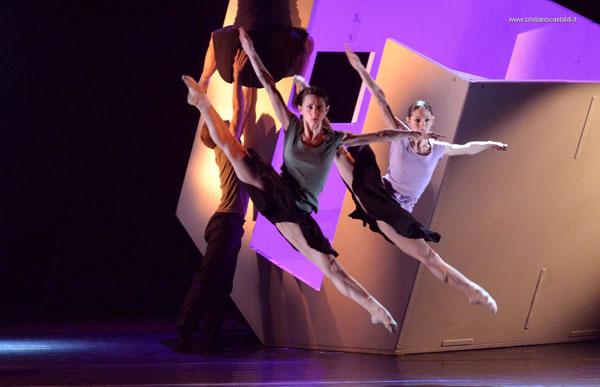 Spellbound Dance Company in Le Quattro Stagioni al Manzoni di Milano