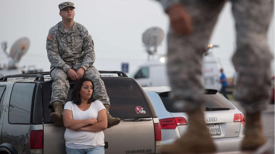 Stati Uniti: 4 morti e 16 feriti nella base di Fort Hood