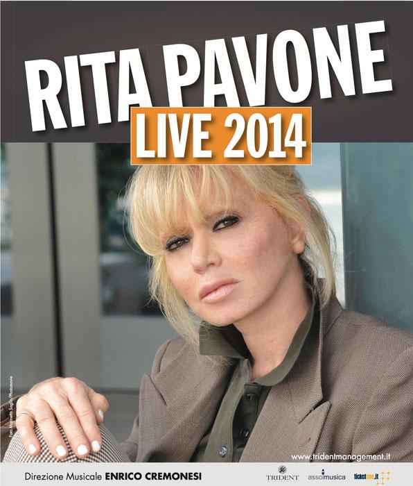 """""""Rita is back – Live 2014"""", eccezionale ritorno live della """"zanzara"""""""