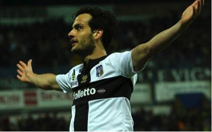 Parolo affonda il Napoli: al Tardini il Parma si impone per 1-0