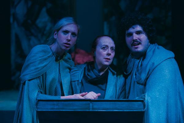Shakespeare, streghe, ribelli e altre passioni al Piccolo Teatro Studio