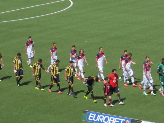 Serie B: Juve Stabia – Crotone 2 – 2: un pari che non serve a nessuno