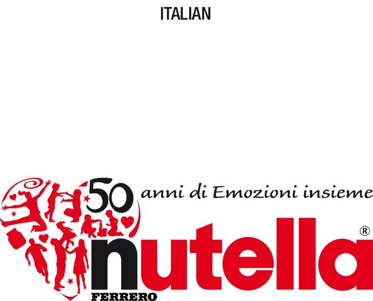 Nutella Day: il 17 e 18 maggio, per festeggiare il 50º compleanno