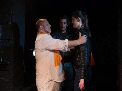 """""""A' Chiena"""", di Ivan Luigi Antonio Scherillo e Diego Sommaripa al """"Theatre de Poche"""" di Napoli"""