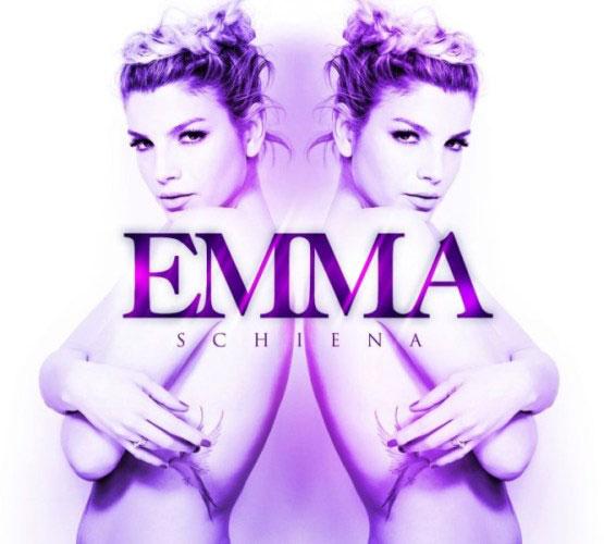"""Emma conquista il triplo platino per """"Schiena"""". A luglio parte il suo tour da Verona"""