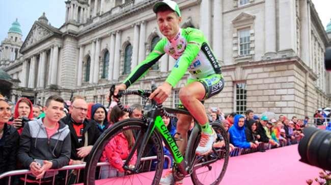 Giro d'Italia 2014, 14 tappa: Oropa incorona Enrico Battaglin!