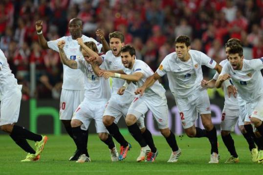 Europa League: la maledizione europea del Benfica continua, il Siviglia conquista la coppa ai rigori