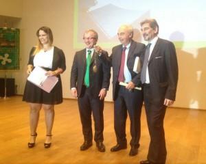 consegna del Premio Rosa Camuna