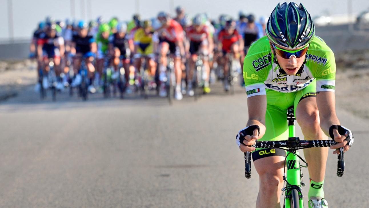 Giro d'Italia, 13 tappa: Marco Canola concretizza la fuga!