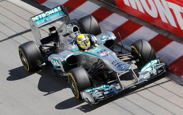 F1, GP di Monaco: doppietta Mercedes, Alonso 4°