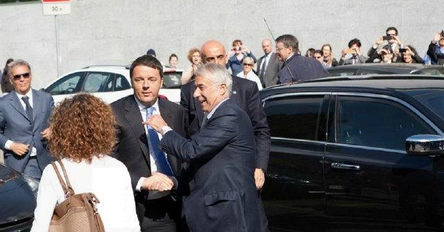 """Renzi contro la tangentopoli di Expo: """"Lo stato è più forte dei ladri"""""""