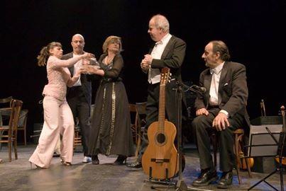 Suite di Emilio Russo al Teatro Menotti