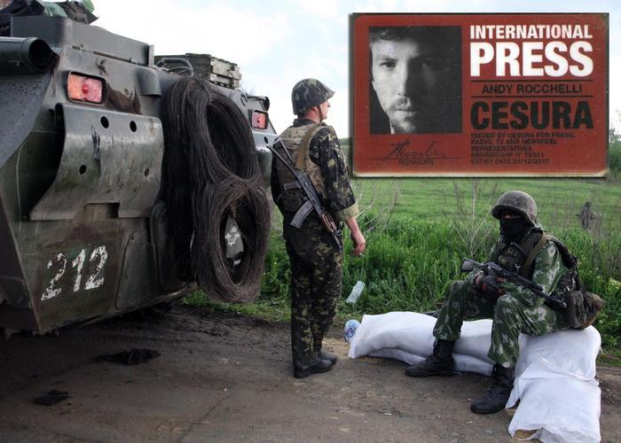 Ucraina: la morte del giovane fotografo italiano