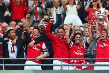 FA Cup: super rimonta dell'Arsenal, la coppa è dei Gunners