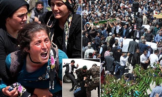 Turchia: il dramma della miniera aumenta la collera contro Erdogan