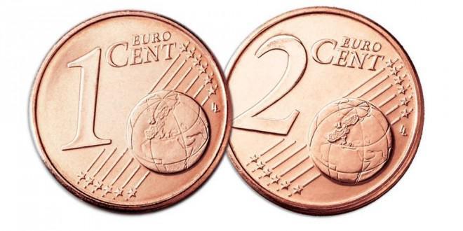 Addio alle monete da 1 e 2 centesimi: la camera ha detto sì