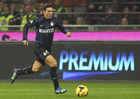 Inter – Lazio 4-1, vittoria e lacrime per Zanetti
