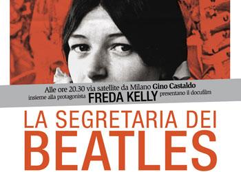 La segretaria dei Beatles al cinema