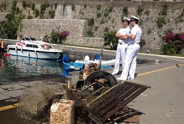 """Operazione """"Porto Pulito 2014"""" in Campania, proseguono le iniziative"""