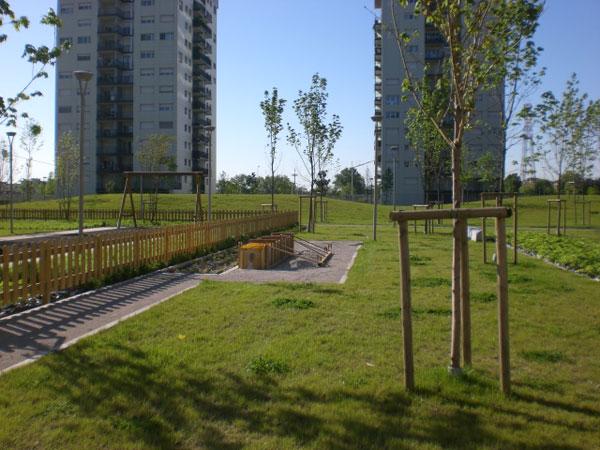 Inaugurato parco da 50 mila metri quadri al quartiere Adriano